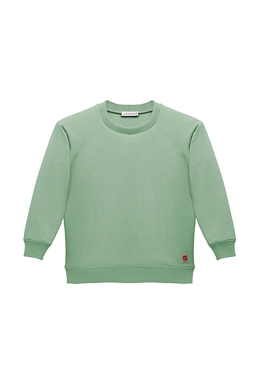 Свитшот для девочек EZANNA 668013 купить оптом от производителя. Совместная покупка детской одежды в OptMoyo