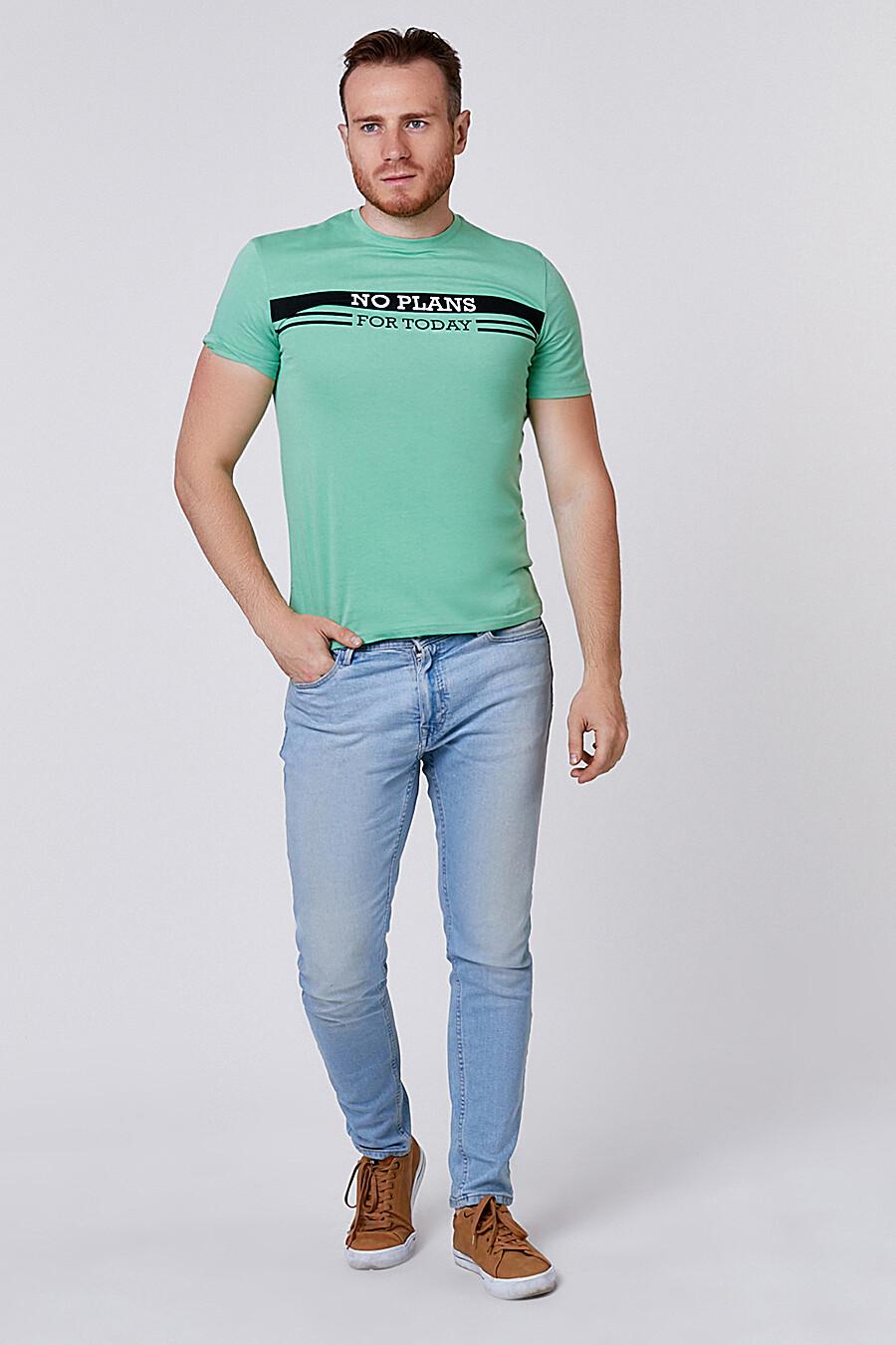 Футболка для мужчин ROXY FOXY 668024 купить оптом от производителя. Совместная покупка мужской одежды в OptMoyo