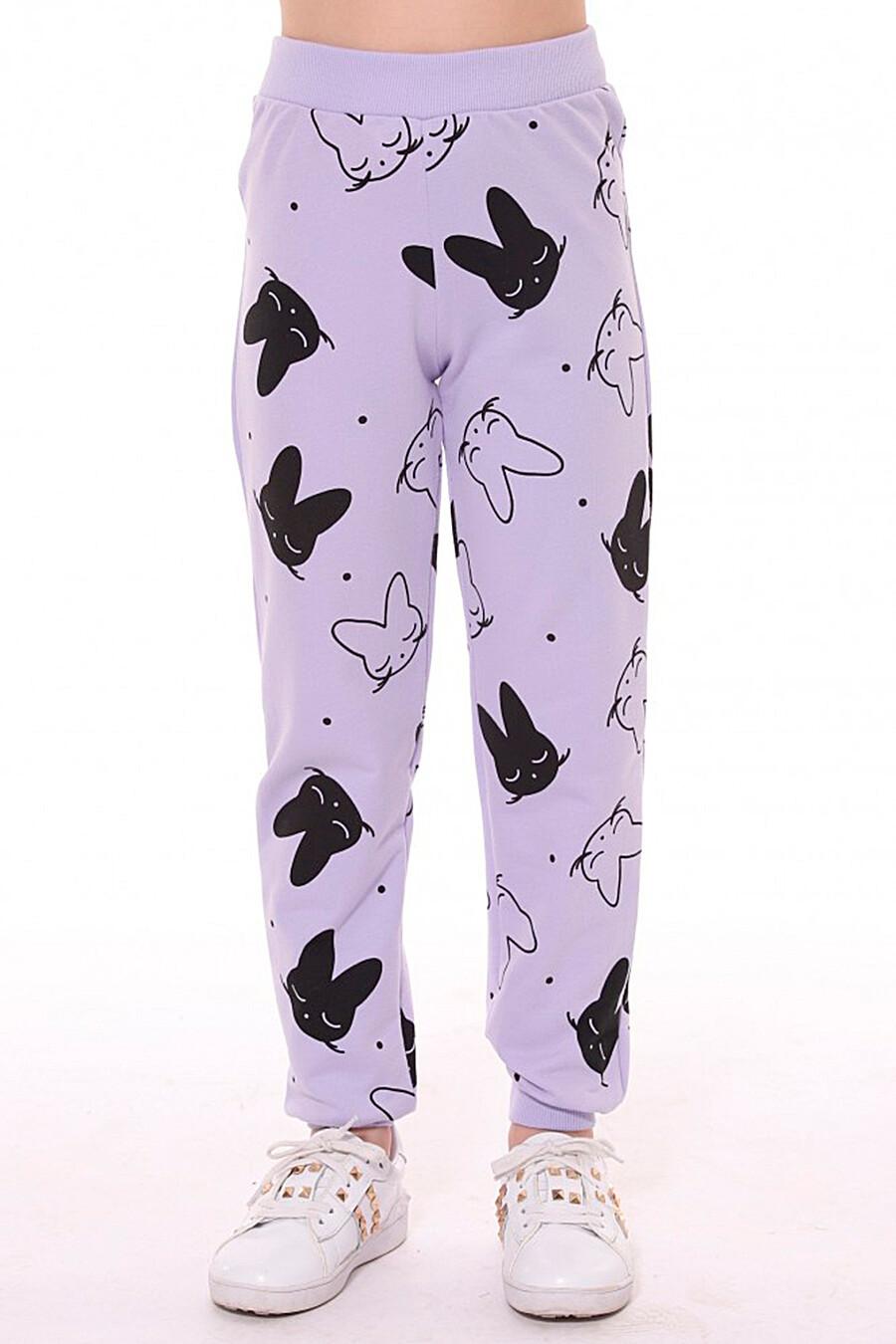 Брюки для девочек ROXY FOXY 668038 купить оптом от производителя. Совместная покупка детской одежды в OptMoyo