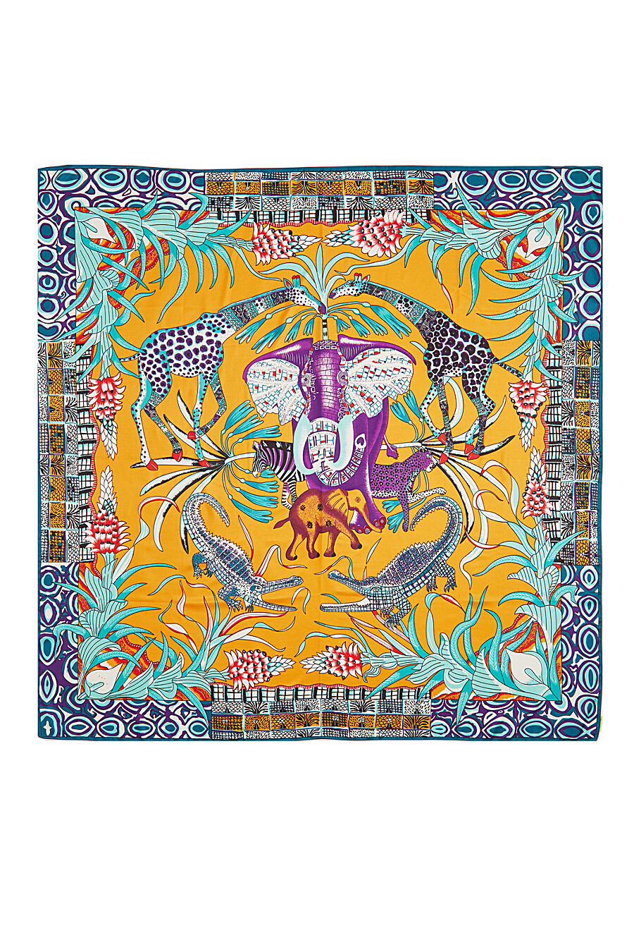 """Платок """"Африканская королева"""" Nothing Shop (668137), купить в Moyo.moda"""