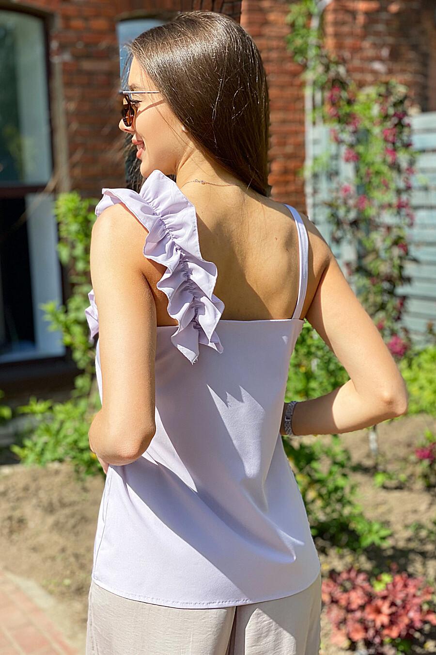 Майка 13627 для женщин НАТАЛИ 668152 купить оптом от производителя. Совместная покупка женской одежды в OptMoyo