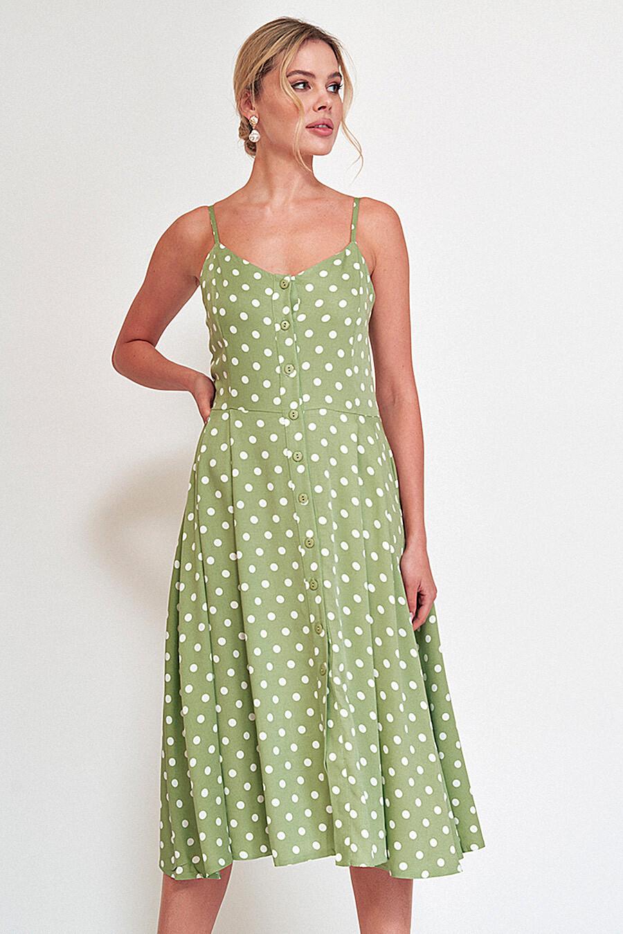 Платье для женщин DELIA 668497 купить оптом от производителя. Совместная покупка женской одежды в OptMoyo