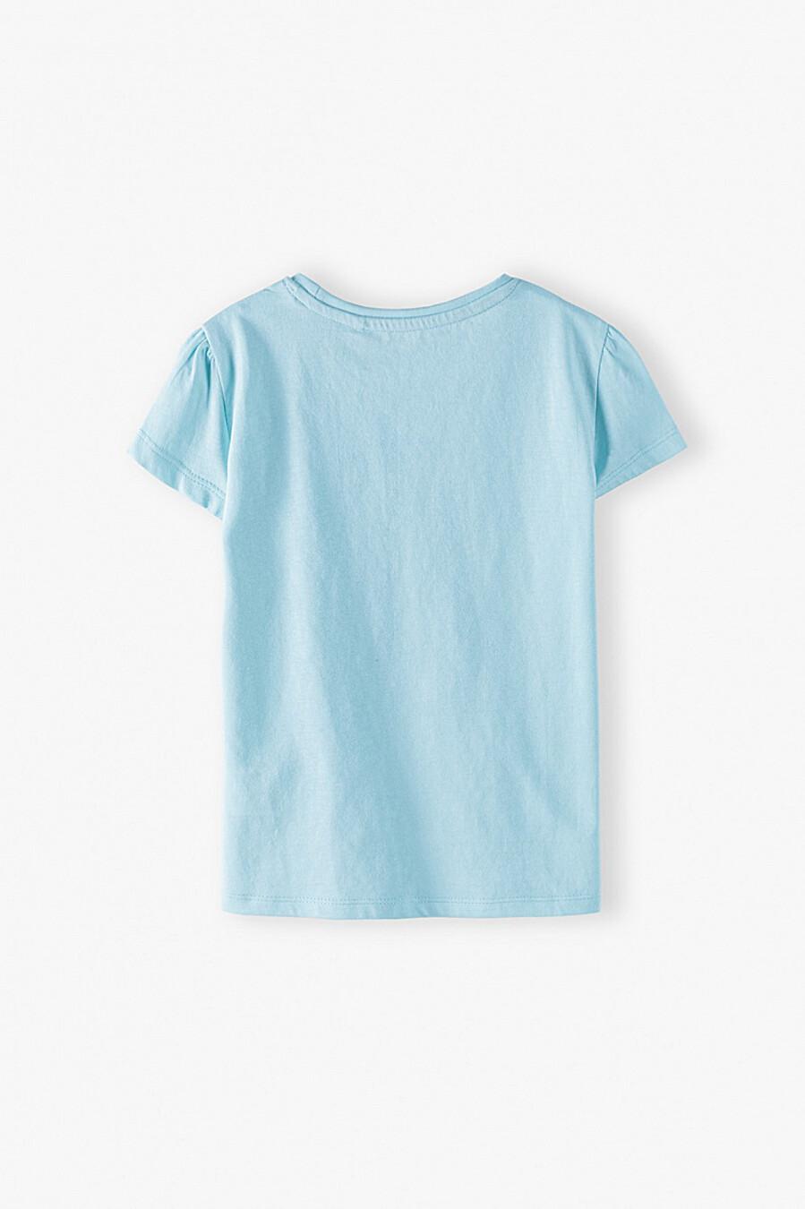 Футболка для девочек 5.10.15 668603 купить оптом от производителя. Совместная покупка детской одежды в OptMoyo