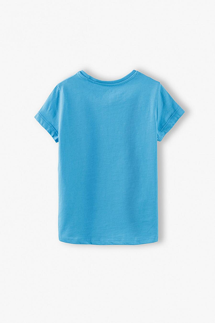 Футболка для девочек 5.10.15 668606 купить оптом от производителя. Совместная покупка детской одежды в OptMoyo