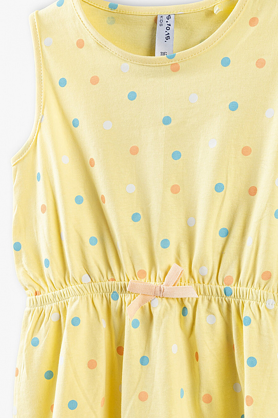 Платье для девочек 5.10.15 668619 купить оптом от производителя. Совместная покупка детской одежды в OptMoyo