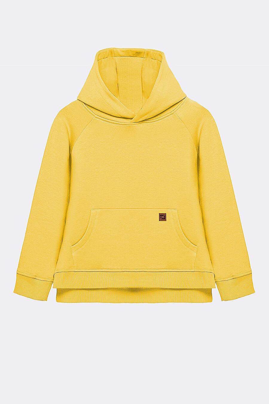 Худи для мальчиков EZANNA 682069 купить оптом от производителя. Совместная покупка детской одежды в OptMoyo