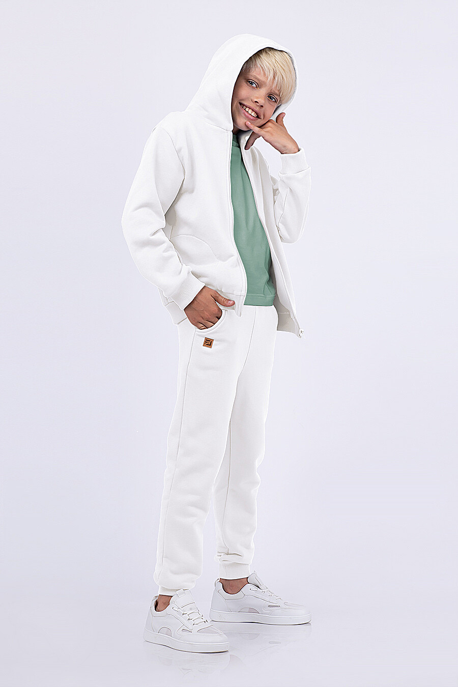 Толстовка для мальчиков EZANNA 682080 купить оптом от производителя. Совместная покупка детской одежды в OptMoyo