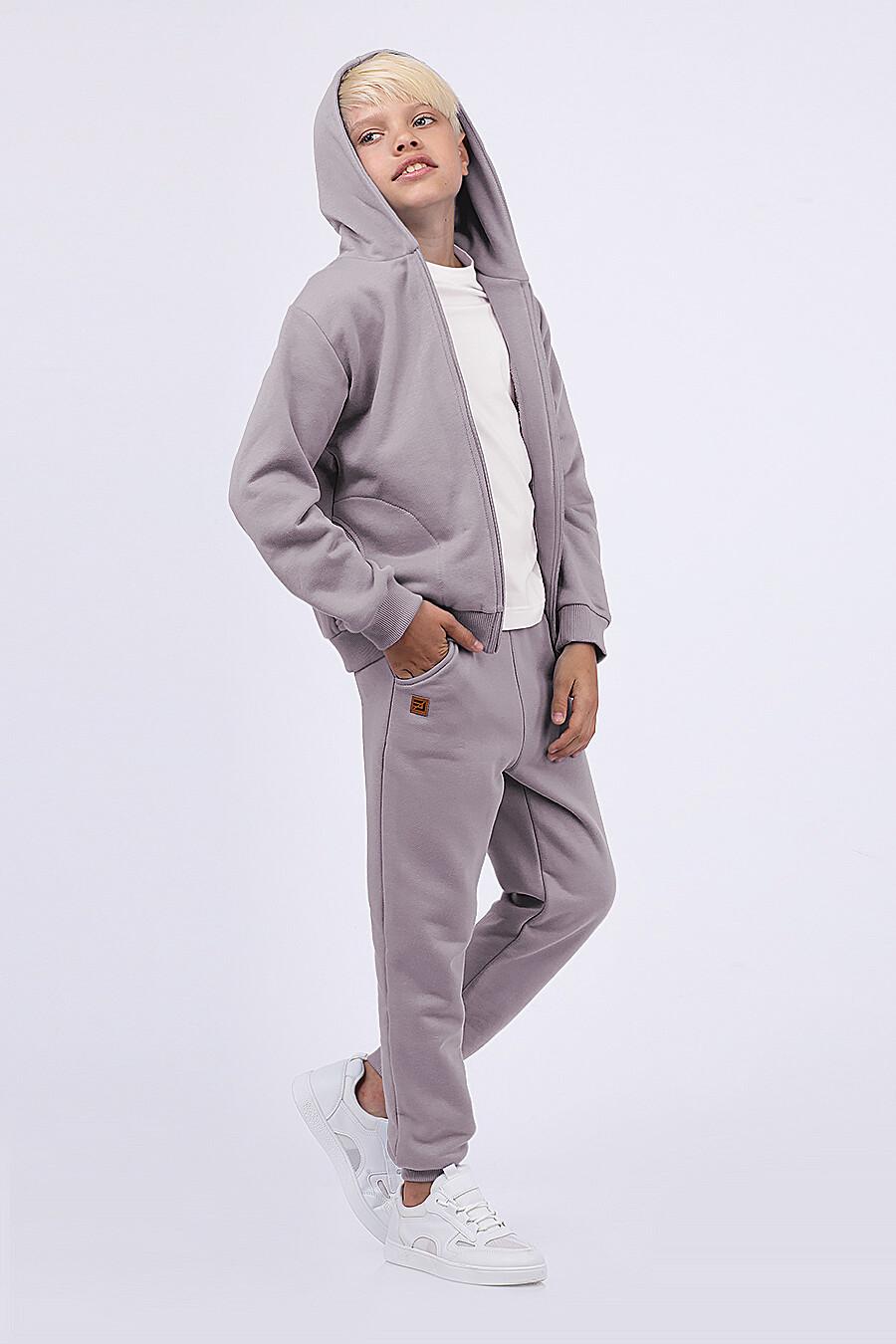 Толстовка для мальчиков EZANNA 682084 купить оптом от производителя. Совместная покупка детской одежды в OptMoyo