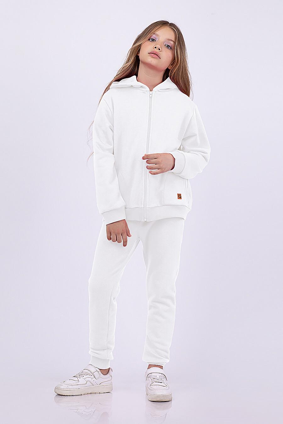 Толстовка для девочек EZANNA 682088 купить оптом от производителя. Совместная покупка детской одежды в OptMoyo