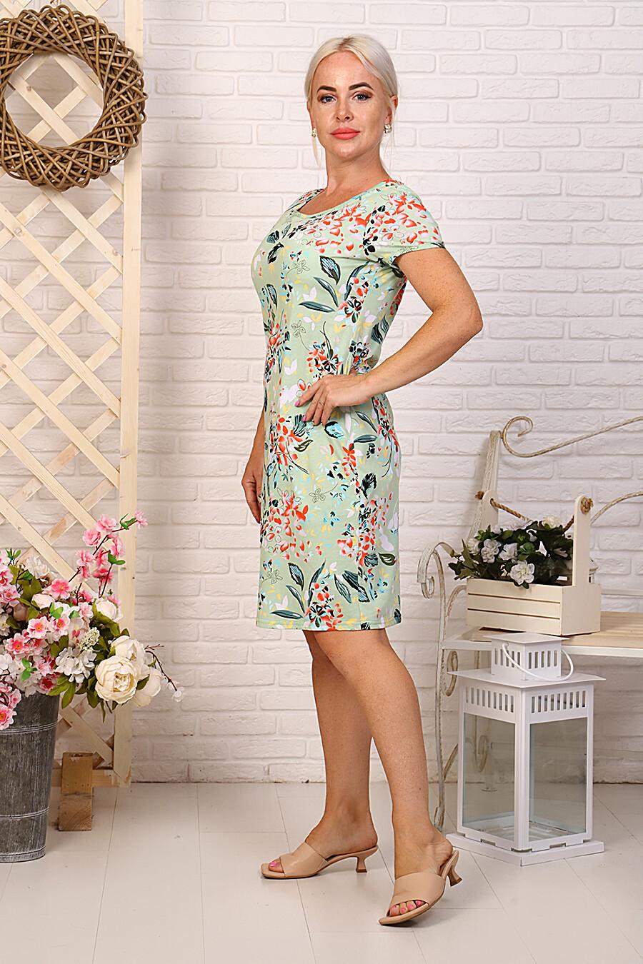 Платье 6968 для женщин НАТАЛИ 682124 купить оптом от производителя. Совместная покупка женской одежды в OptMoyo