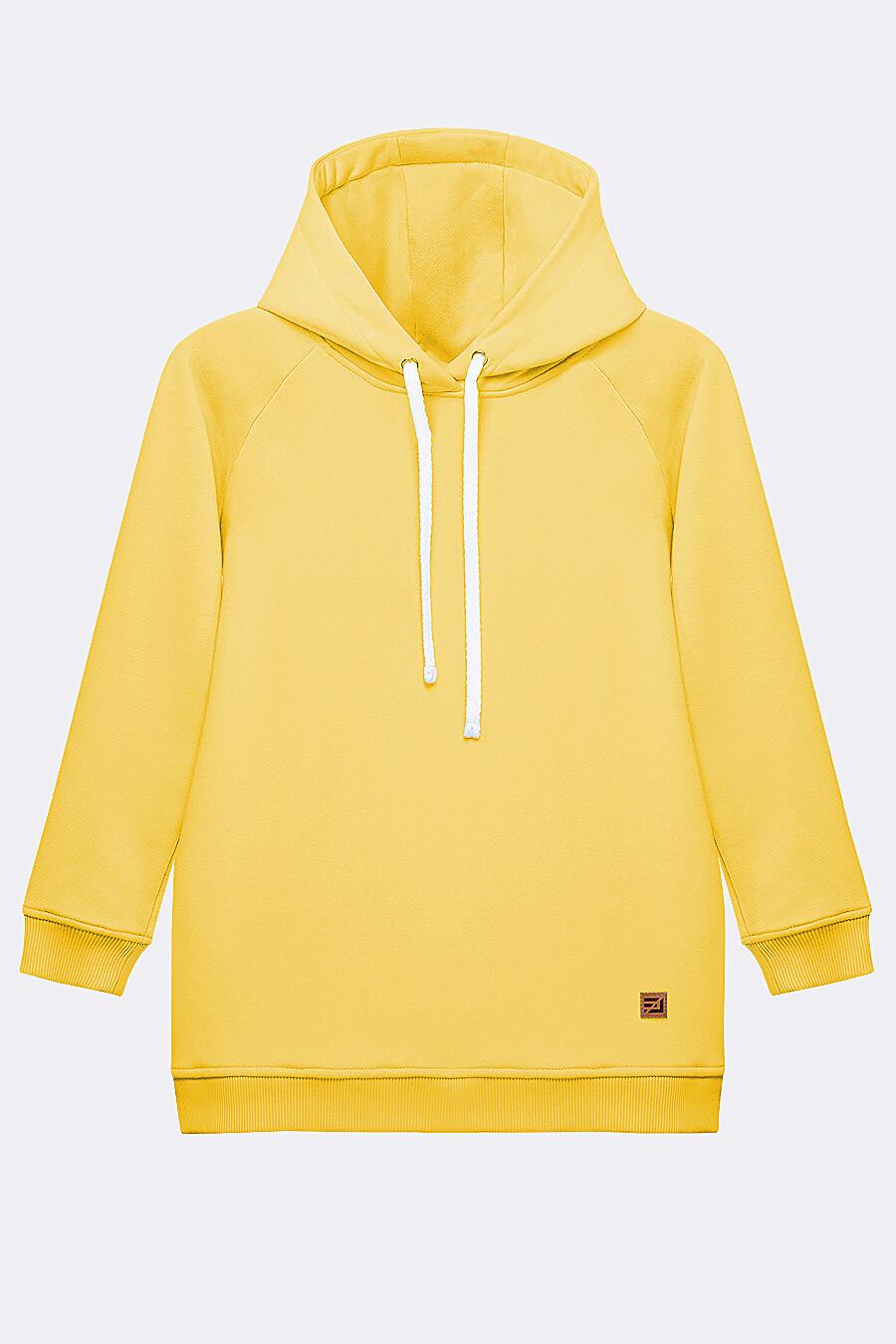 Худи для мальчиков EZANNA 682300 купить оптом от производителя. Совместная покупка детской одежды в OptMoyo