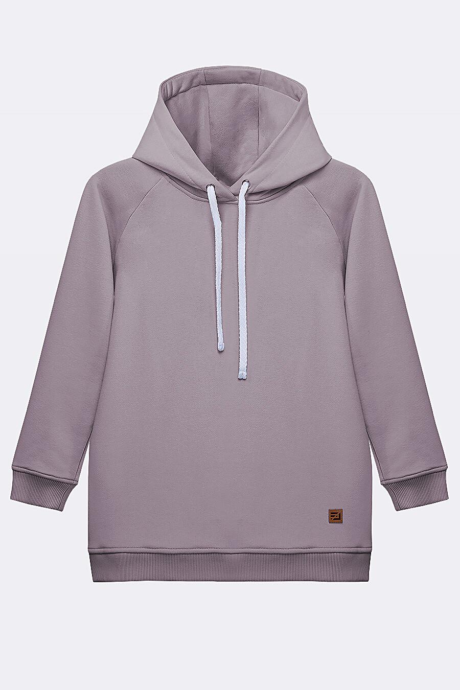 Худи для мальчиков EZANNA 682309 купить оптом от производителя. Совместная покупка детской одежды в OptMoyo