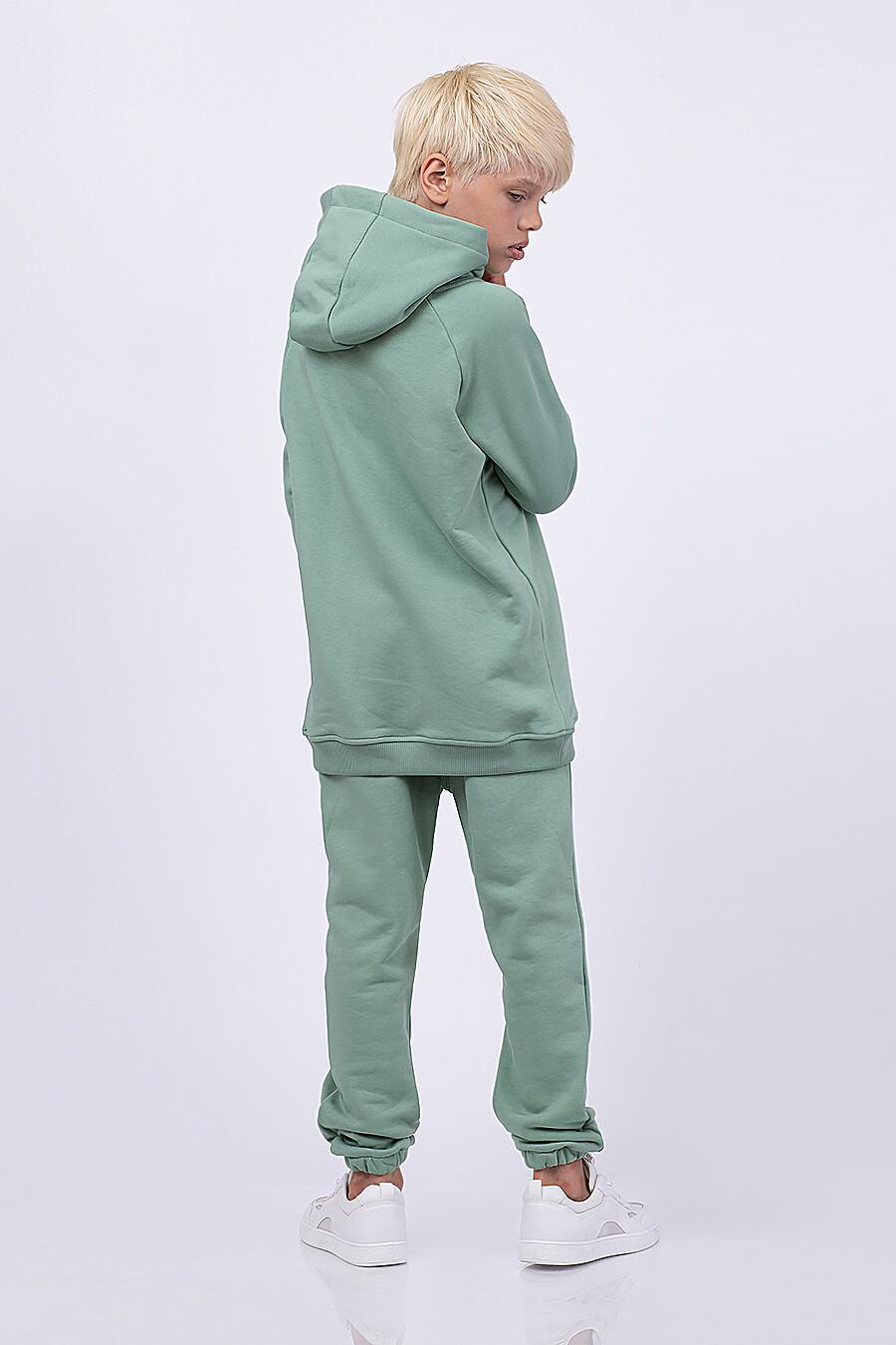 Брюки для мальчиков EZANNA 682375 купить оптом от производителя. Совместная покупка детской одежды в OptMoyo