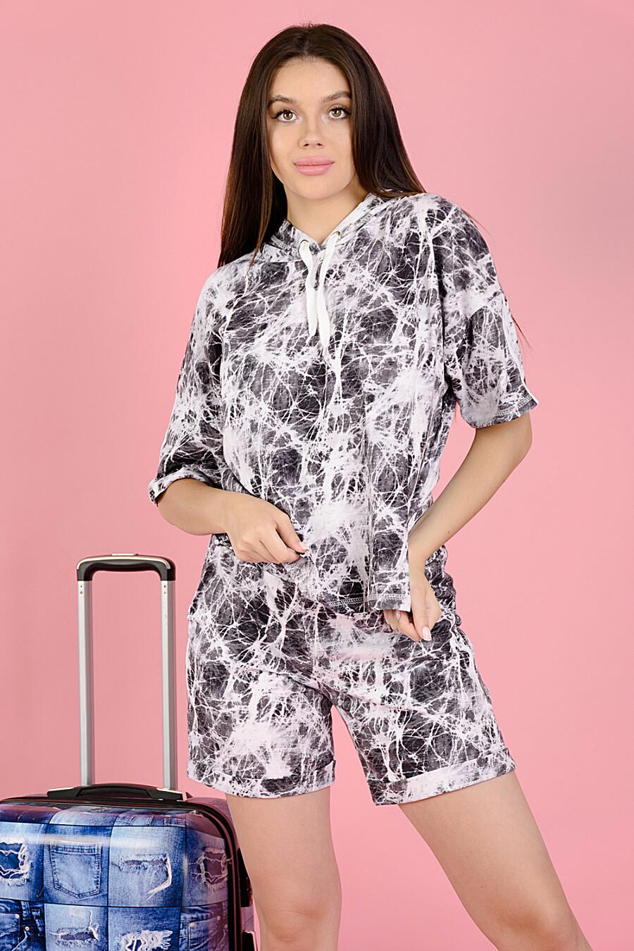 Шорты 8122 для женщин НАТАЛИ 682467 купить оптом от производителя. Совместная покупка женской одежды в OptMoyo