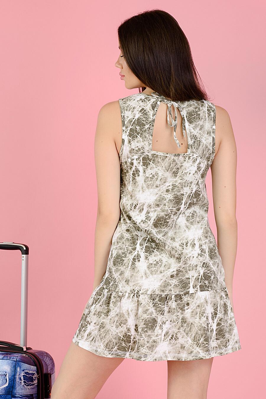 Сарафан 8119 для женщин НАТАЛИ 682472 купить оптом от производителя. Совместная покупка женской одежды в OptMoyo