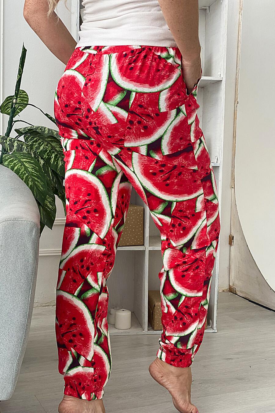 Брюки 9071 для женщин НАТАЛИ 682493 купить оптом от производителя. Совместная покупка женской одежды в OptMoyo