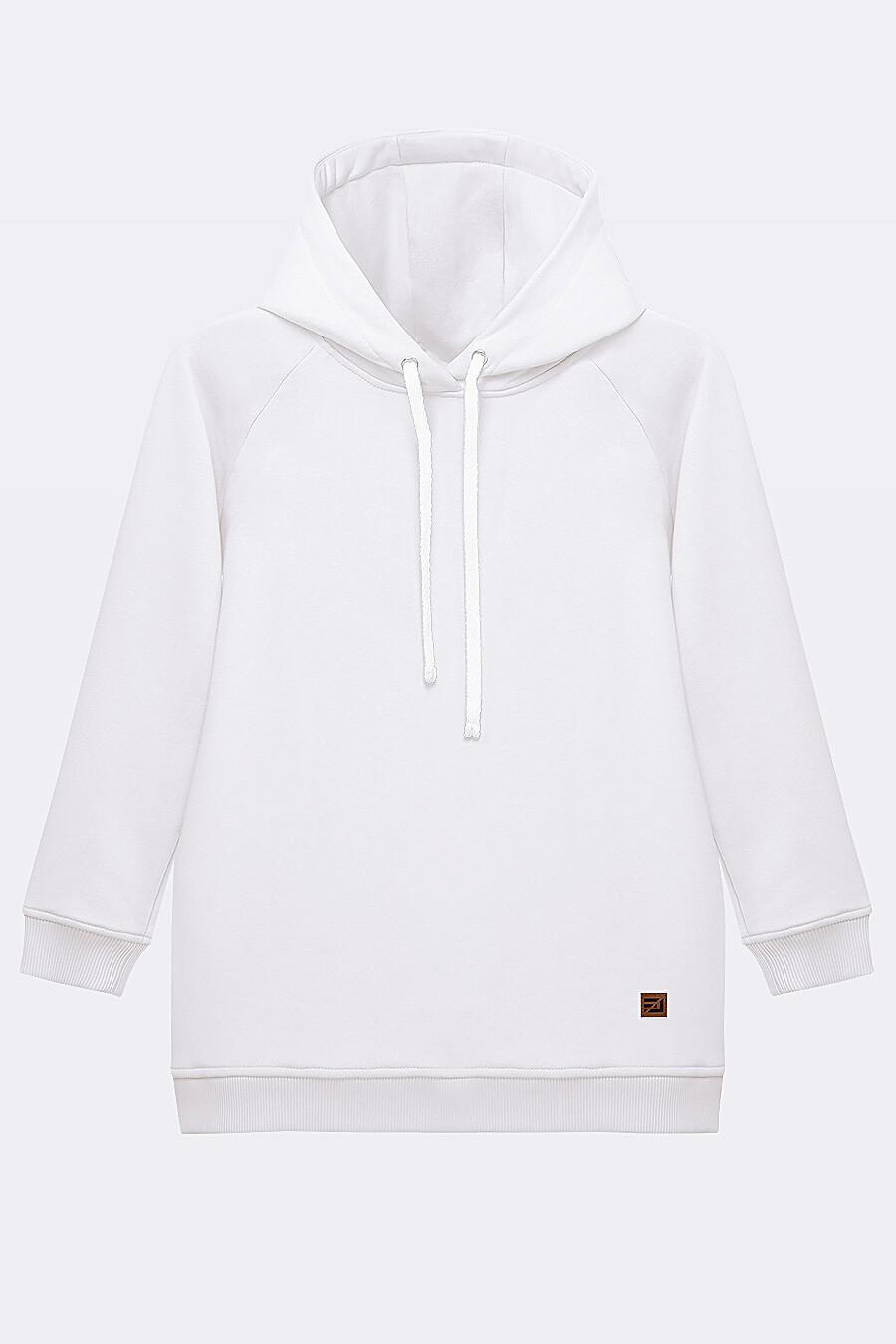 Худи для девочек EZANNA 682571 купить оптом от производителя. Совместная покупка детской одежды в OptMoyo