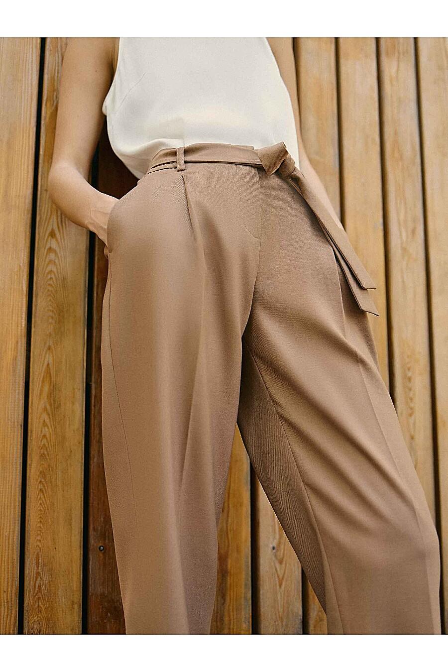 Брюки для женщин CALISTA 682612 купить оптом от производителя. Совместная покупка женской одежды в OptMoyo