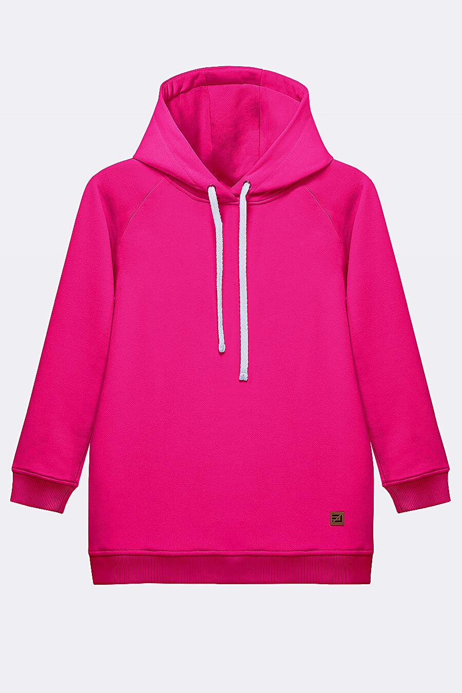 Худи для девочек EZANNA 682635 купить оптом от производителя. Совместная покупка детской одежды в OptMoyo