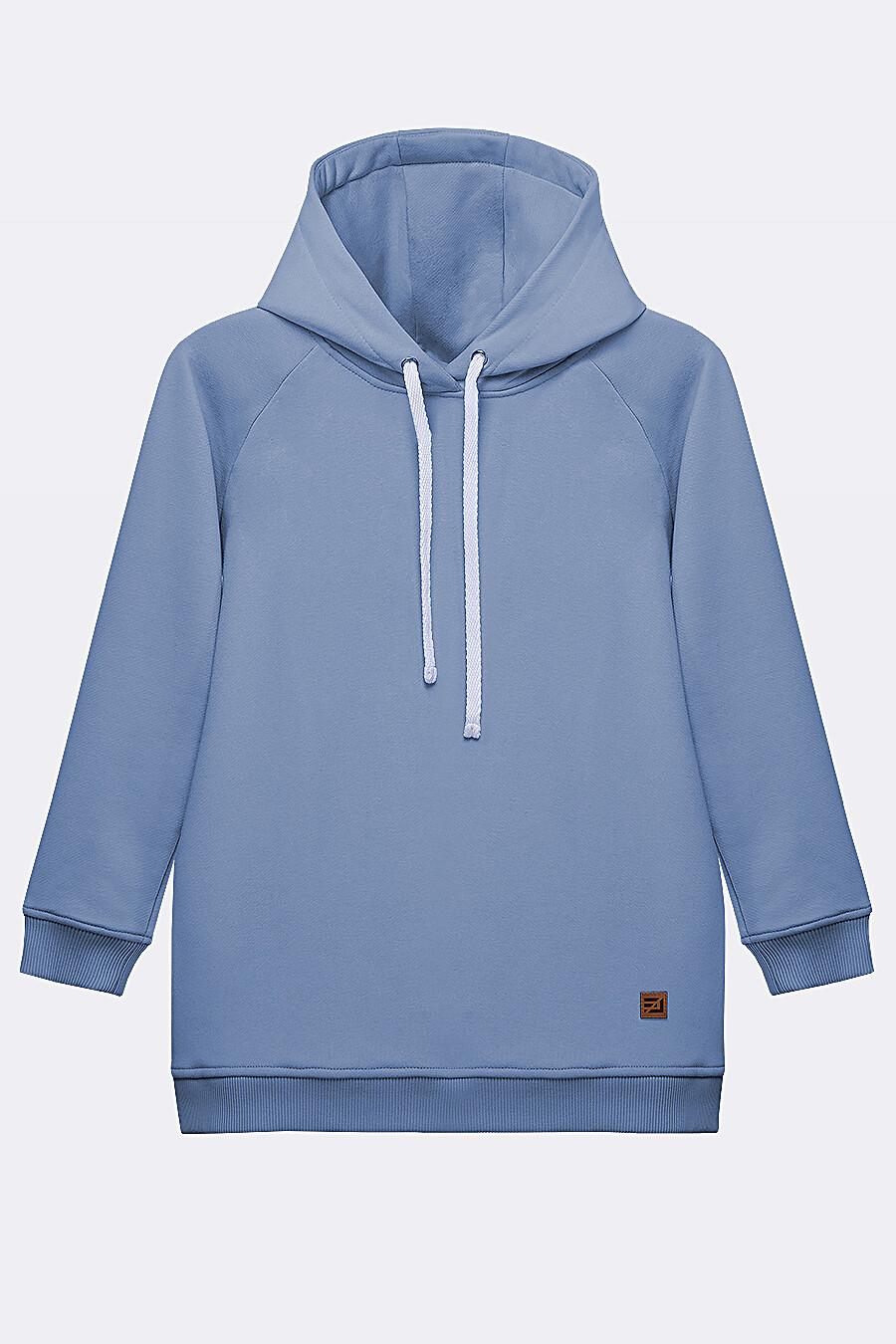 Худи для девочек EZANNA 682640 купить оптом от производителя. Совместная покупка детской одежды в OptMoyo