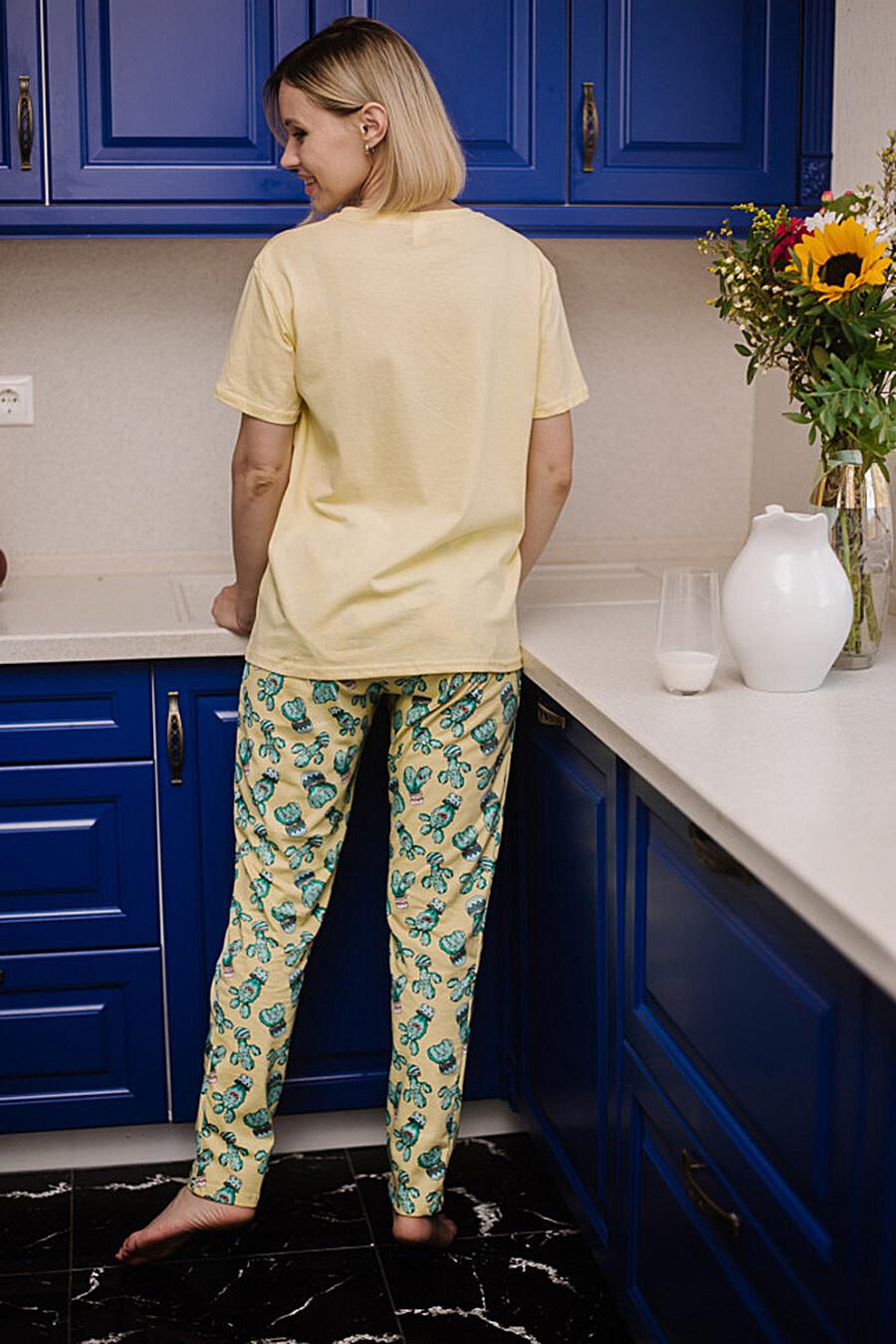 Пижама для женщин ALTEX 682661 купить оптом от производителя. Совместная покупка женской одежды в OptMoyo