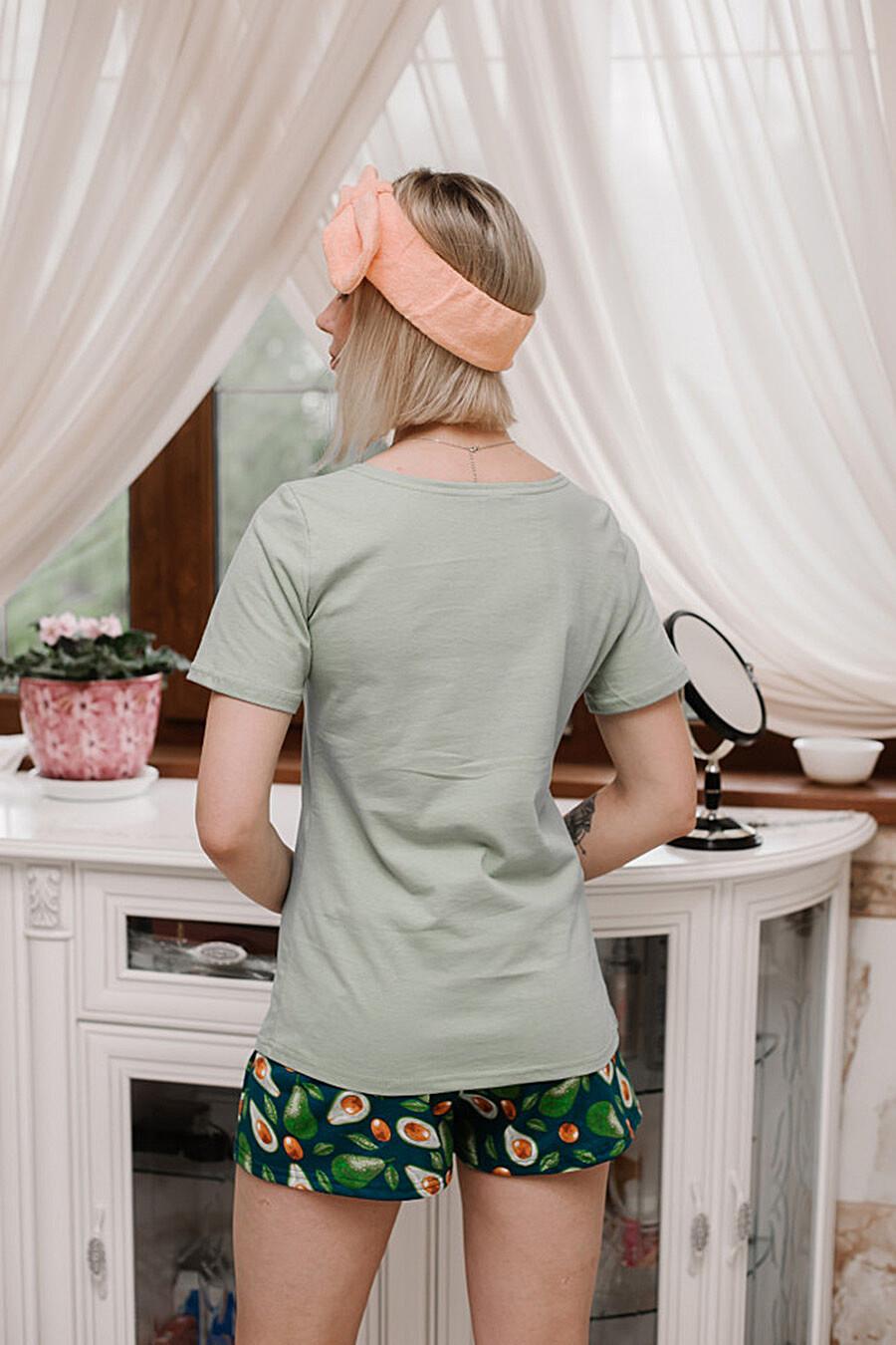 Пижама для женщин ALTEX 682671 купить оптом от производителя. Совместная покупка женской одежды в OptMoyo