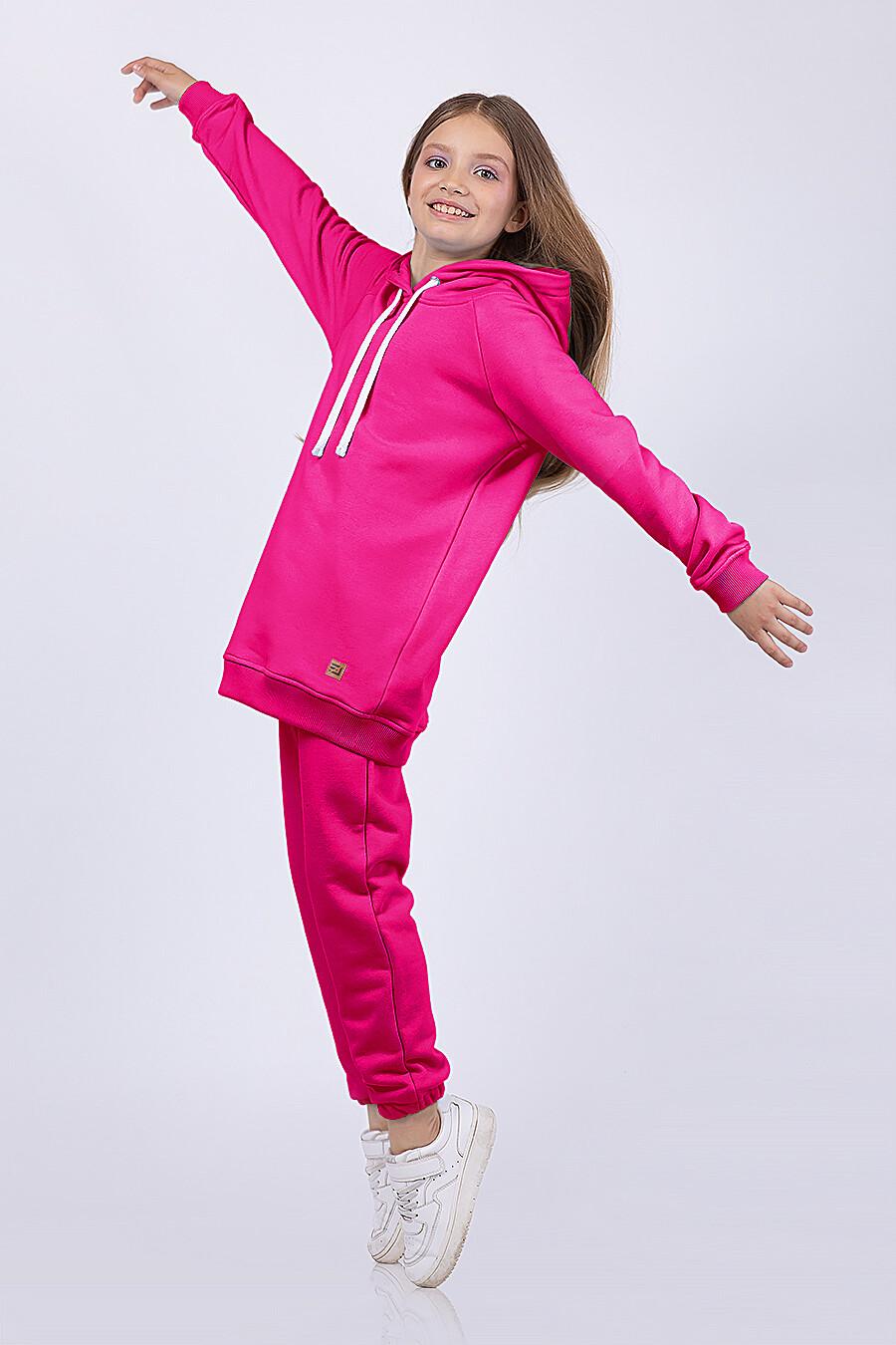 Брюки для девочек EZANNA 682680 купить оптом от производителя. Совместная покупка детской одежды в OptMoyo