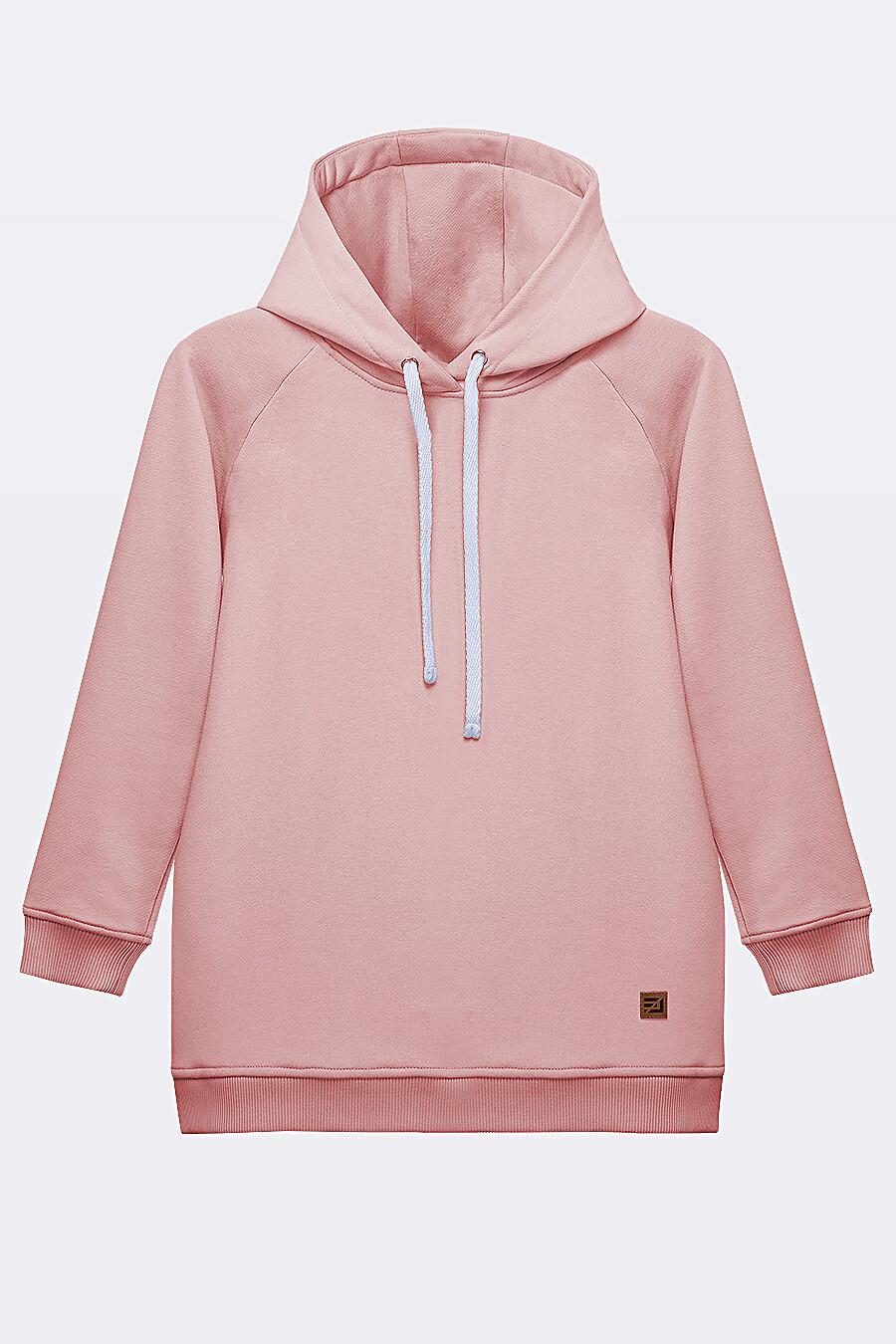Костюм(Худи+Брюки) для девочек EZANNA 682727 купить оптом от производителя. Совместная покупка детской одежды в OptMoyo
