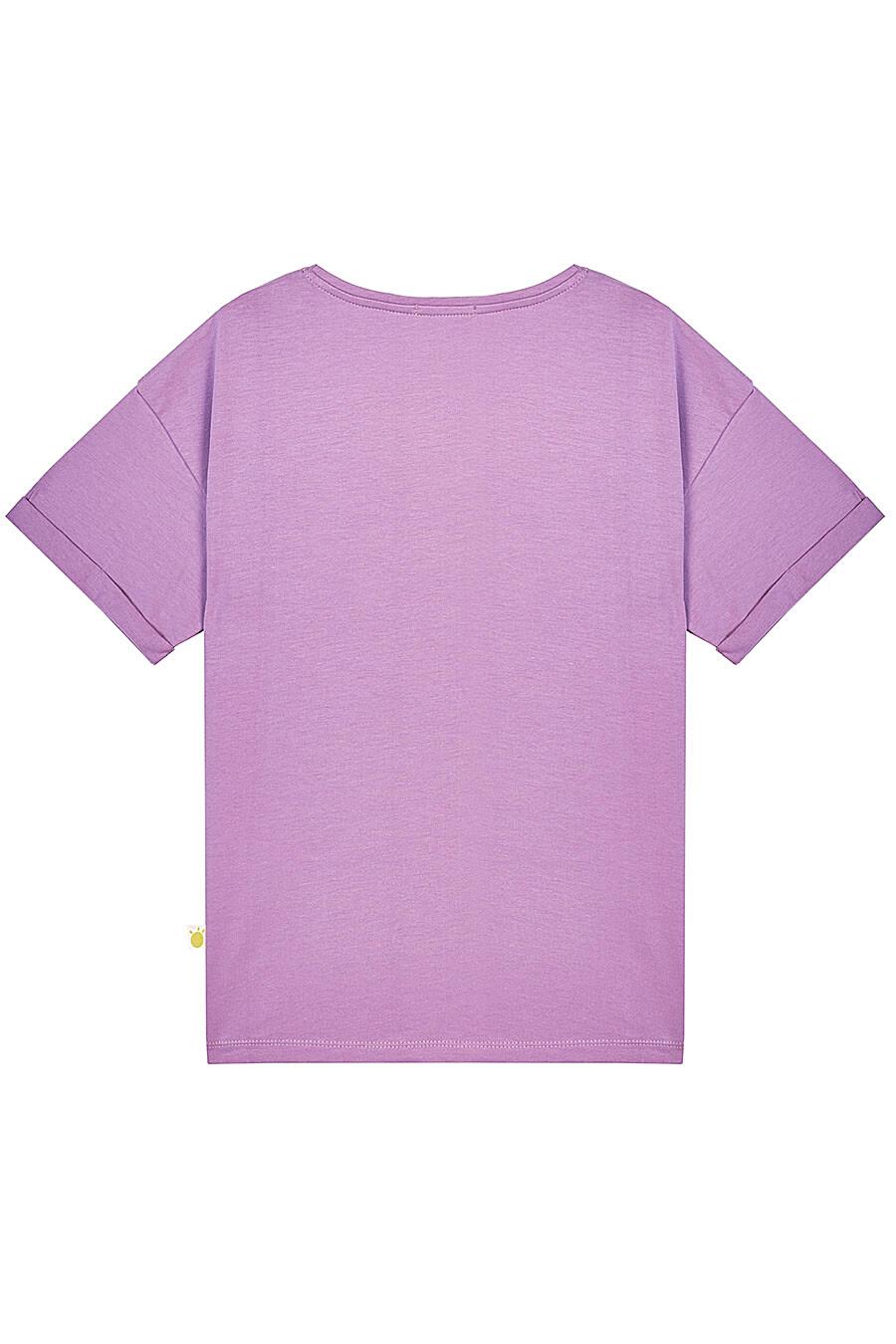 Футболка для девочек KOGANKIDS 682748 купить оптом от производителя. Совместная покупка детской одежды в OptMoyo