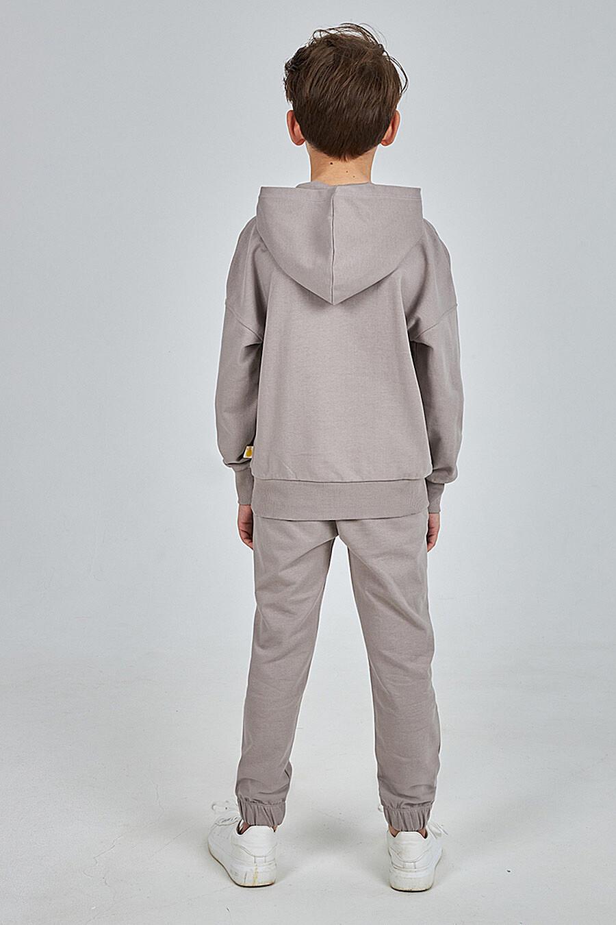 Костюм (Брюки+Худи) для мальчиков KOGANKIDS 682768 купить оптом от производителя. Совместная покупка детской одежды в OptMoyo