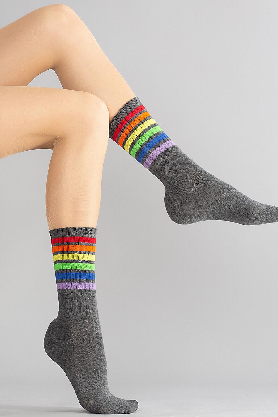 Носки для женщин GIULIA 682801 купить оптом от производителя. Совместная покупка женской одежды в OptMoyo