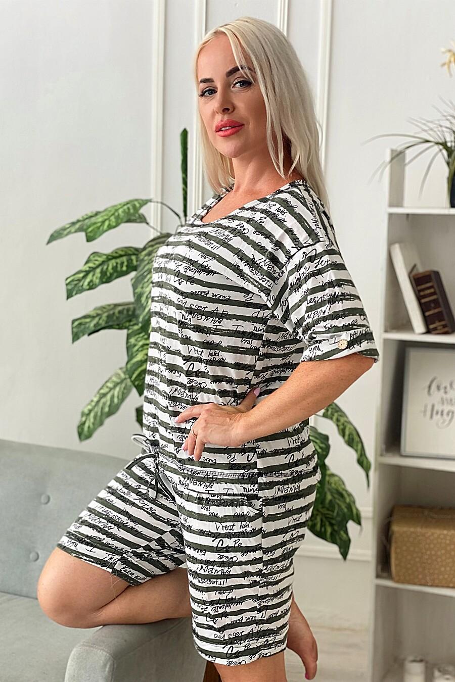 Шорты 9076 для женщин НАТАЛИ 682830 купить оптом от производителя. Совместная покупка женской одежды в OptMoyo