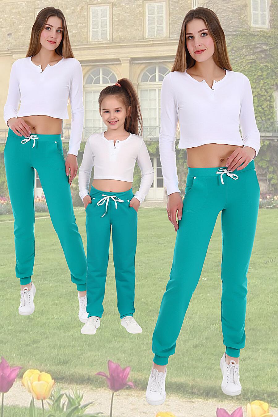 Брюки Клад для женщин НАТАЛИ 682847 купить оптом от производителя. Совместная покупка женской одежды в OptMoyo