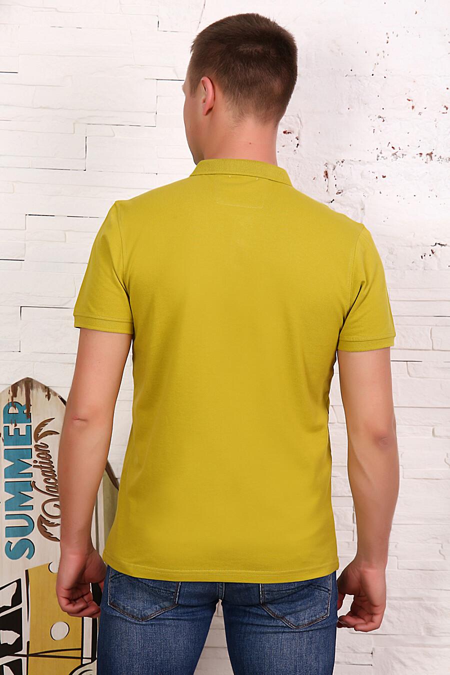 Футболка 26573 для мужчин НАТАЛИ 683249 купить оптом от производителя. Совместная покупка мужской одежды в OptMoyo