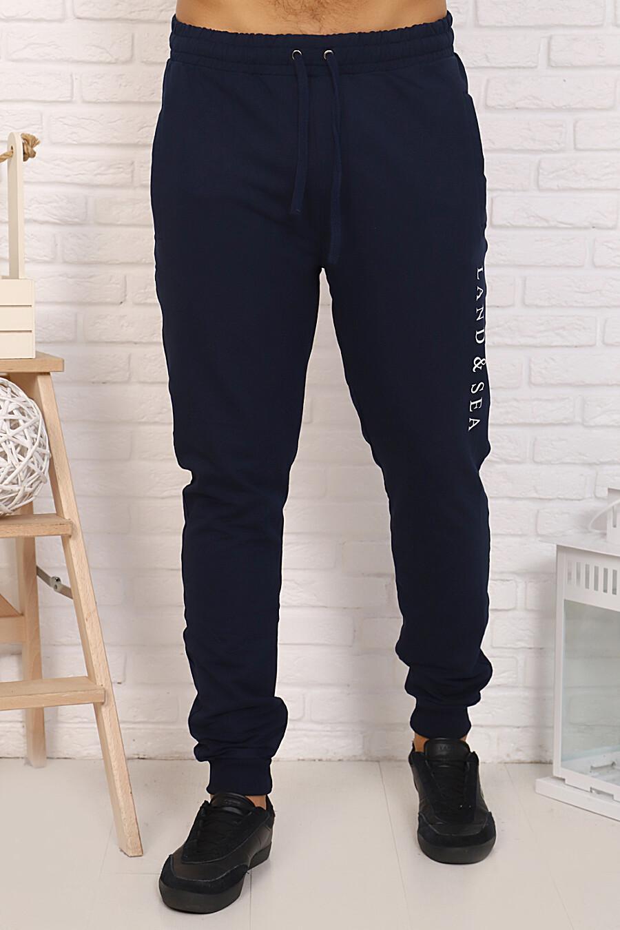 Брюки 26511 для мужчин НАТАЛИ 683251 купить оптом от производителя. Совместная покупка мужской одежды в OptMoyo