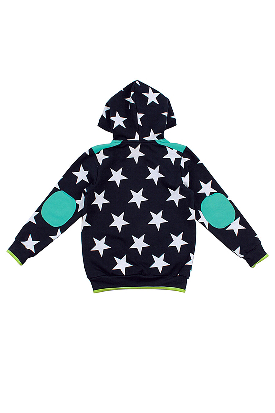 Толстовка  для мальчиков АПРЕЛЬ 699911 купить оптом от производителя. Совместная покупка детской одежды в OptMoyo