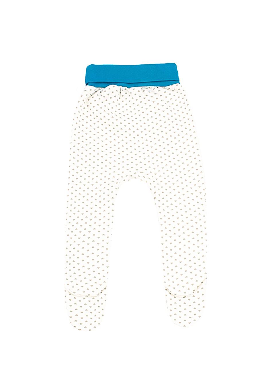 Ползунки для девочек АПРЕЛЬ 699934 купить оптом от производителя. Совместная покупка детской одежды в OptMoyo