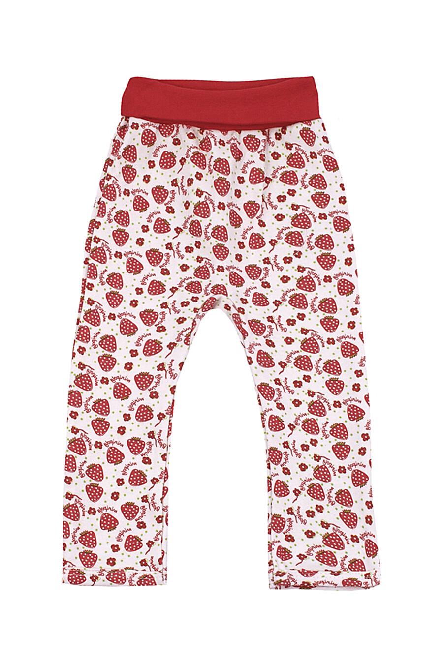 Ползунки для девочек АПРЕЛЬ 699940 купить оптом от производителя. Совместная покупка детской одежды в OptMoyo