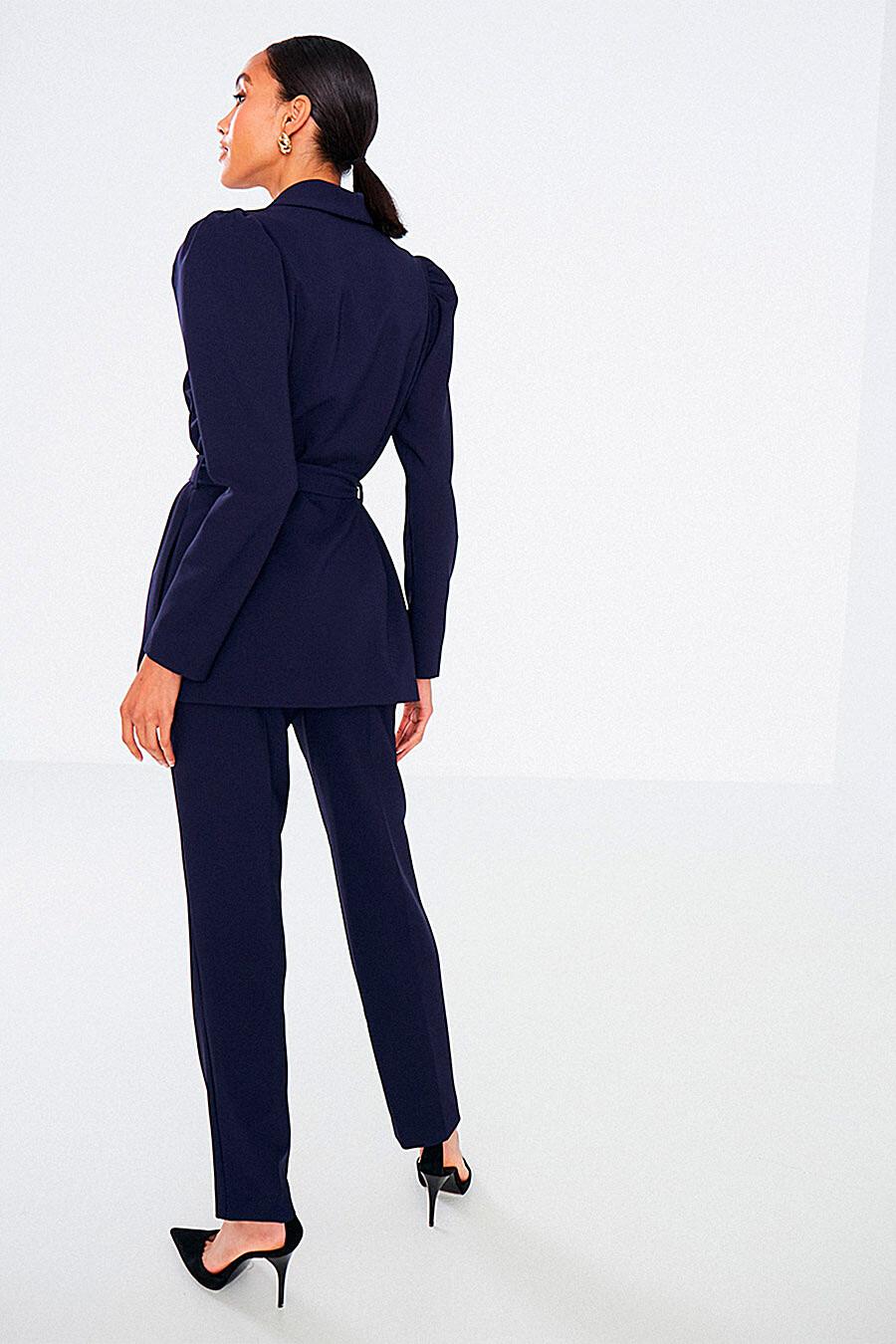 Костюм (Брюки+Жакет) для женщин VITTORIA VICCI 700027 купить оптом от производителя. Совместная покупка женской одежды в OptMoyo