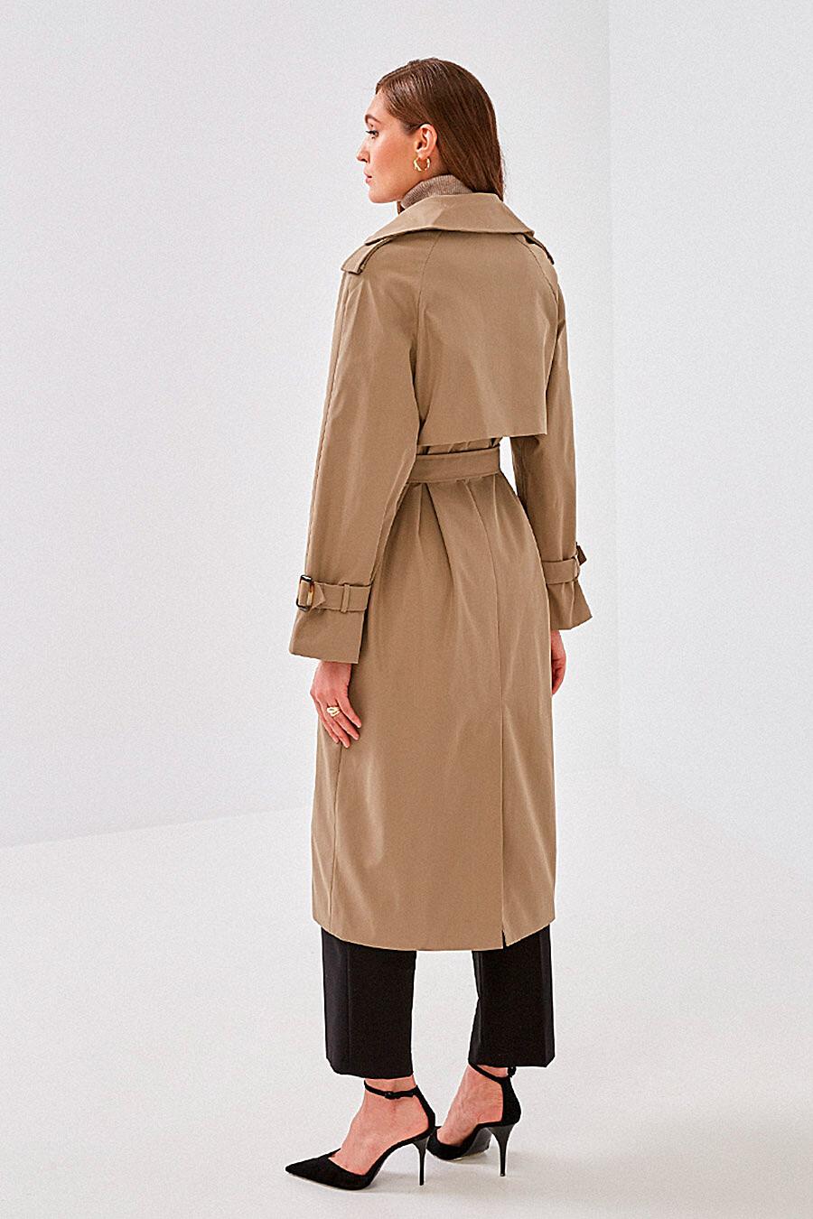 Тренчкот для женщин VITTORIA VICCI 700043 купить оптом от производителя. Совместная покупка женской одежды в OptMoyo
