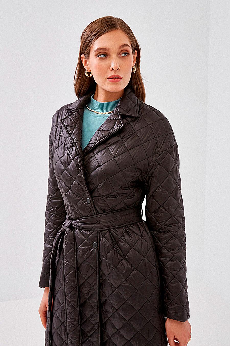 Пальто для женщин VITTORIA VICCI 700045 купить оптом от производителя. Совместная покупка женской одежды в OptMoyo