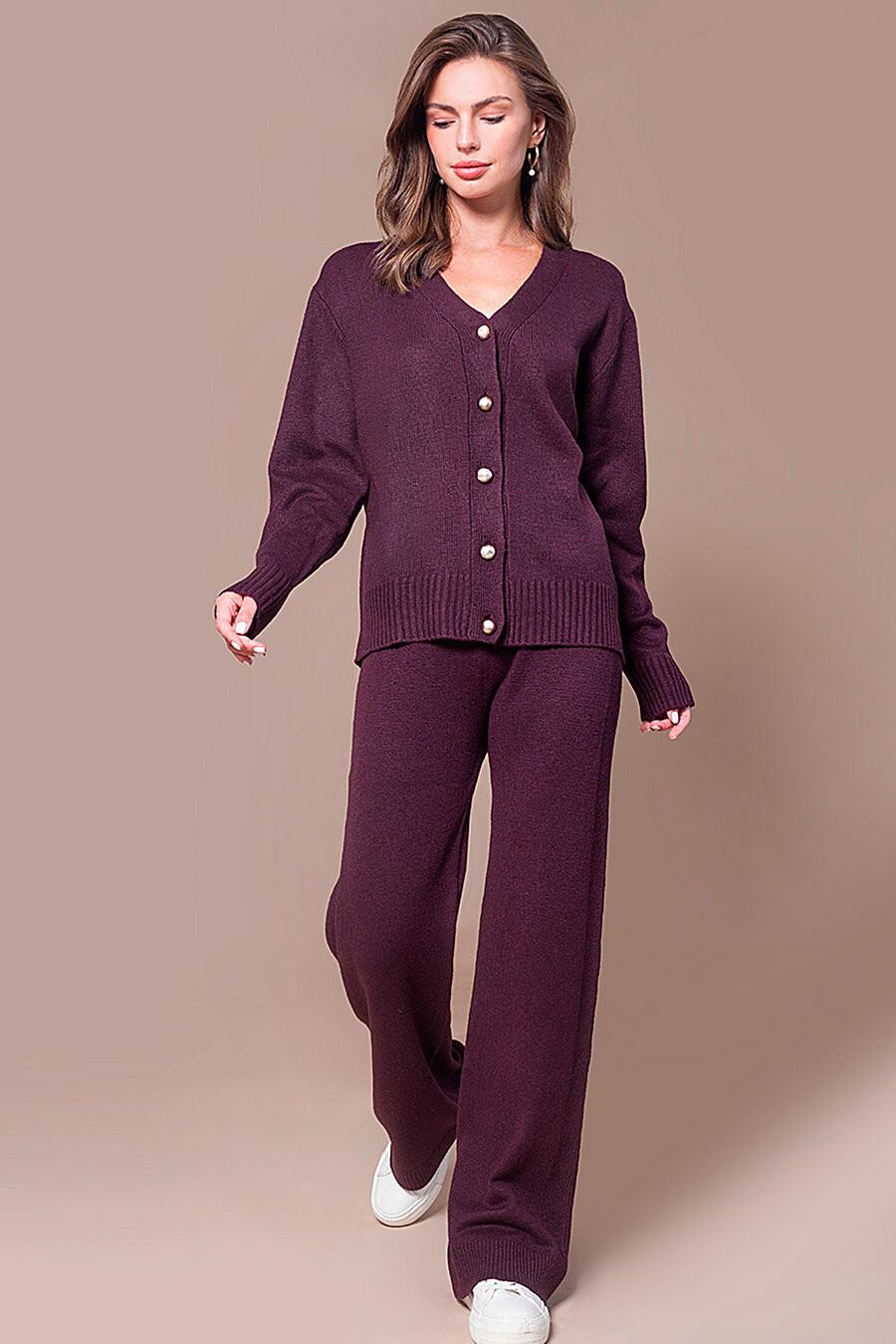 Кардиган для женщин VILATTE 700241 купить оптом от производителя. Совместная покупка женской одежды в OptMoyo