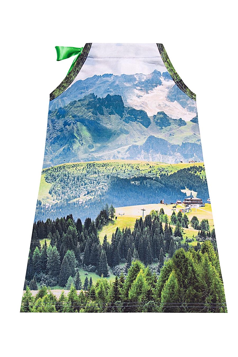 Сарафан для девочек АПРЕЛЬ 700358 купить оптом от производителя. Совместная покупка детской одежды в OptMoyo