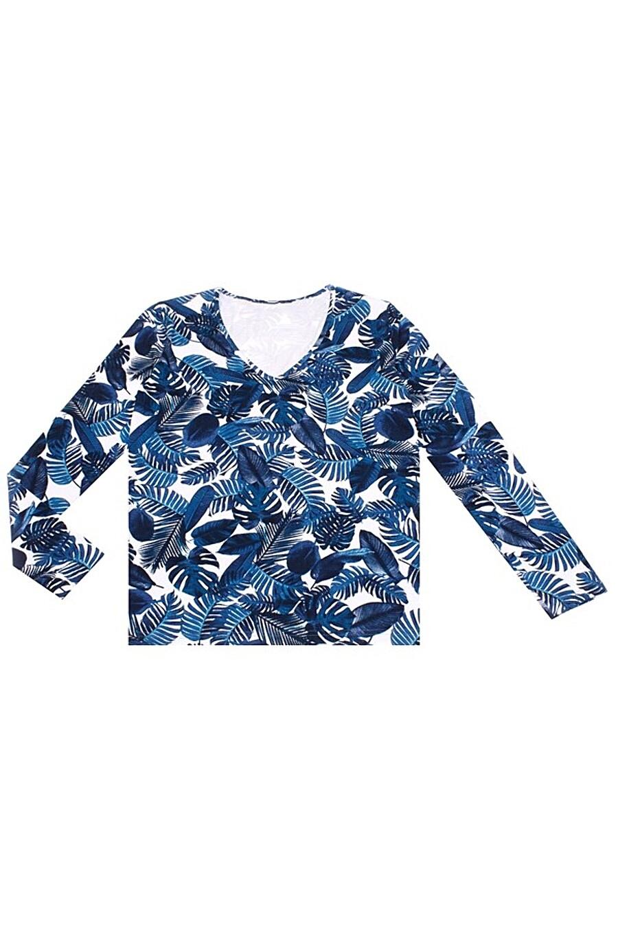 Лонгслив  для женщин АПРЕЛЬ 700645 купить оптом от производителя. Совместная покупка женской одежды в OptMoyo