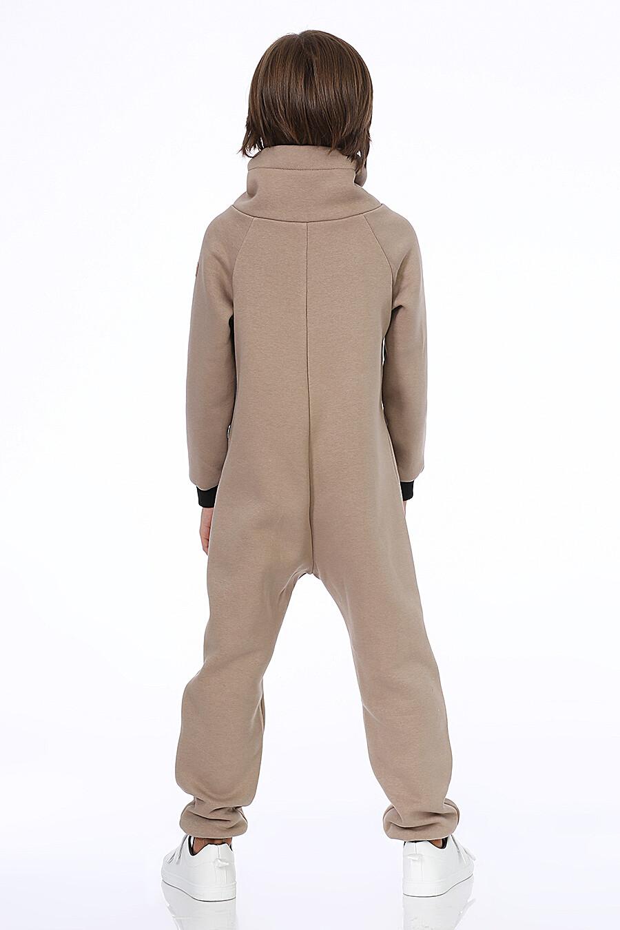 Комбинезон для мальчиков EZANNA 700782 купить оптом от производителя. Совместная покупка детской одежды в OptMoyo