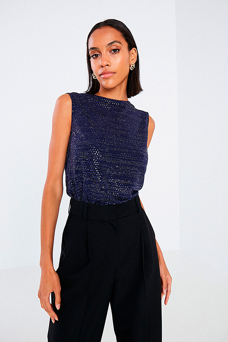 Топ для женщин VITTORIA VICCI 700916 купить оптом от производителя. Совместная покупка женской одежды в OptMoyo
