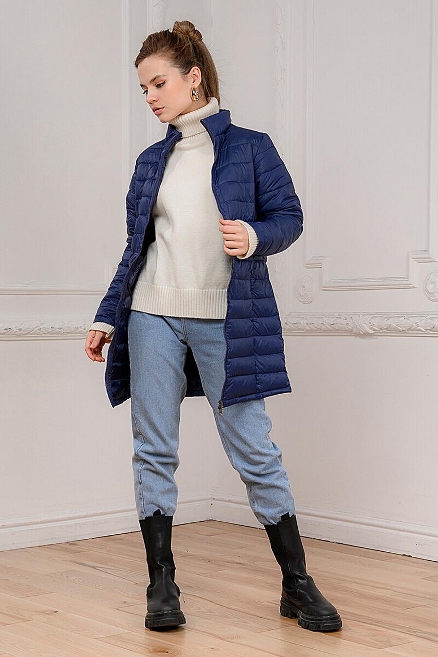 Куртка для женщин 1001 DRESS 707053 купить оптом от производителя. Совместная покупка женской одежды в OptMoyo
