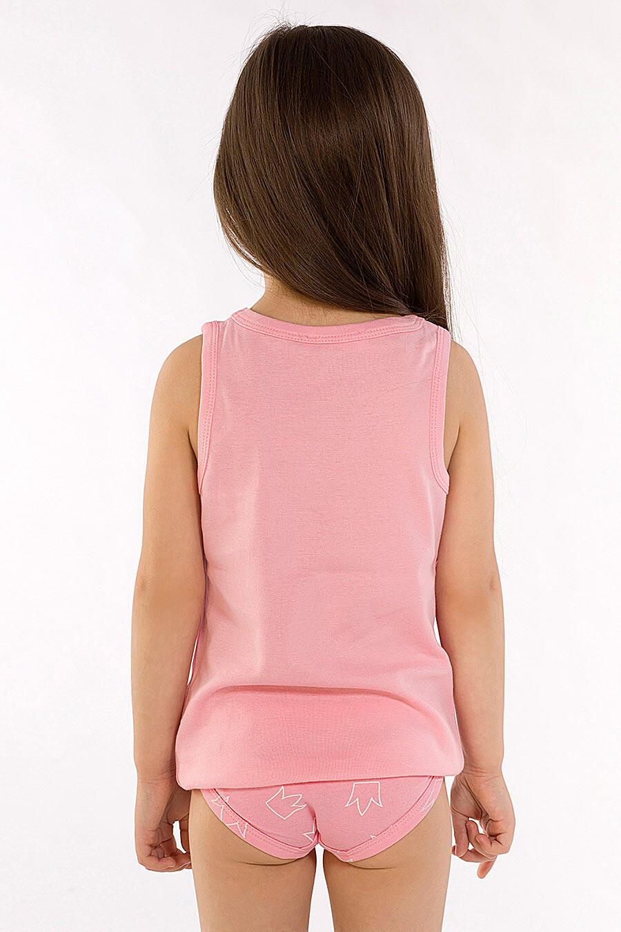 Майка для девочек ROXY FOXY 707291 купить оптом от производителя. Совместная покупка детской одежды в OptMoyo