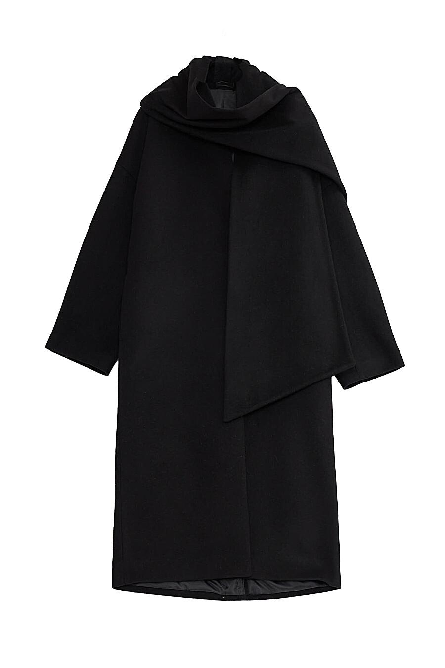 Пальто для женщин CALISTA 707304 купить оптом от производителя. Совместная покупка женской одежды в OptMoyo