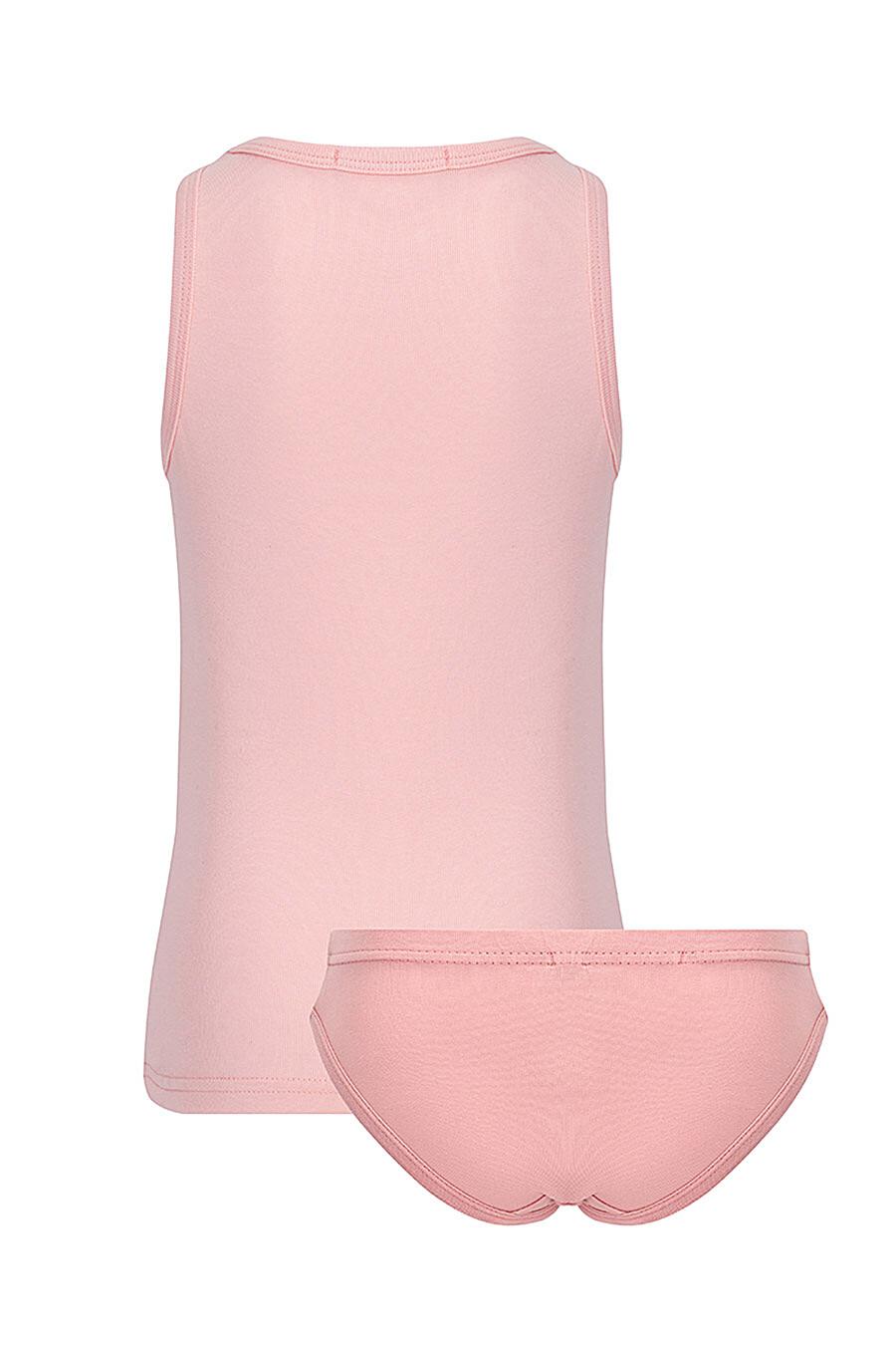 Комплект (Майка+Трусы) для девочек ROXY FOXY 707311 купить оптом от производителя. Совместная покупка детской одежды в OptMoyo